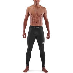 Skins Series-1 Long Tights Men black